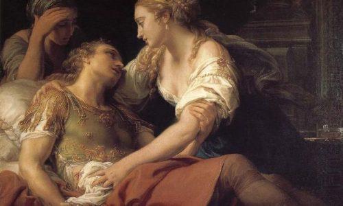 """ANTONIO E CLEOPATRA. LA TRAGICA FINE. (da """"Vita di Antonio"""", Plutarco)"""