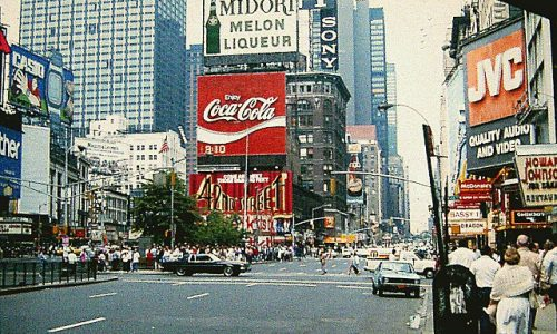 NEW YORK, NEW YORK! ANNI '80 E GRAFFITI ART