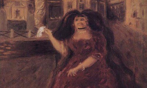 """Dentro l'opera: """"La cortigiana romana"""" di Scipione"""