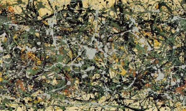 Jackson Pollock: genesi di un mito americano