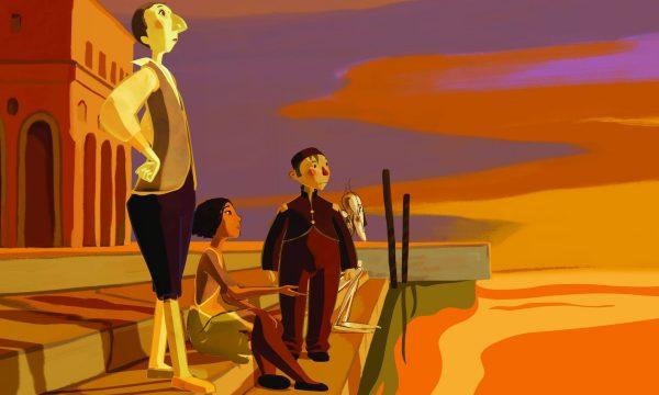 """""""La tela animata"""" di J.F. Laguionie"""