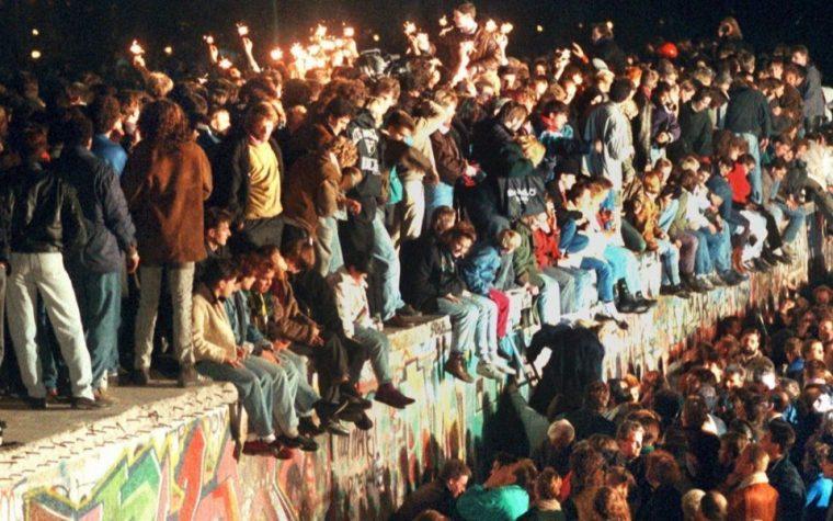 Il Muro di Berlino trent'anni dopo