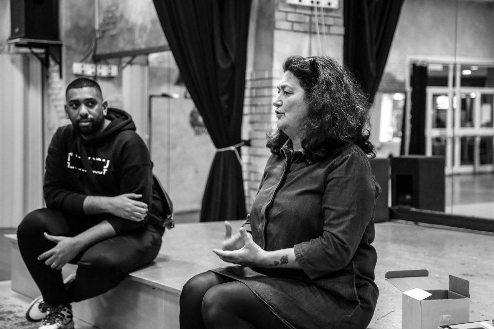 il ''Laboratorio delle emozioni'' è una delle attività parallele proposte all'interno del Campus Dance ed è organizzato con la collaborazione di Angela Infante