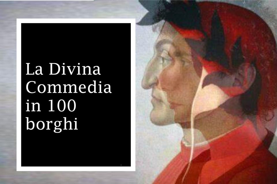 La Divina Commedia in 100 borghi di Matteo Fratarcangeli
